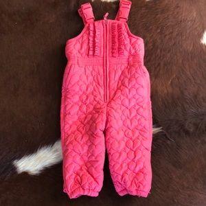 Baby Gap snow overalls